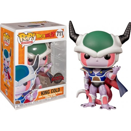 Dragon Ball Z - King Cold US Exclusive Pop! Vinyl
