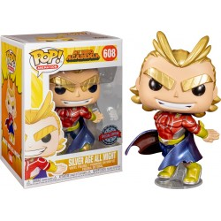My Hero Academia - All Might Metallic US Exclusive Pop! Vinyl