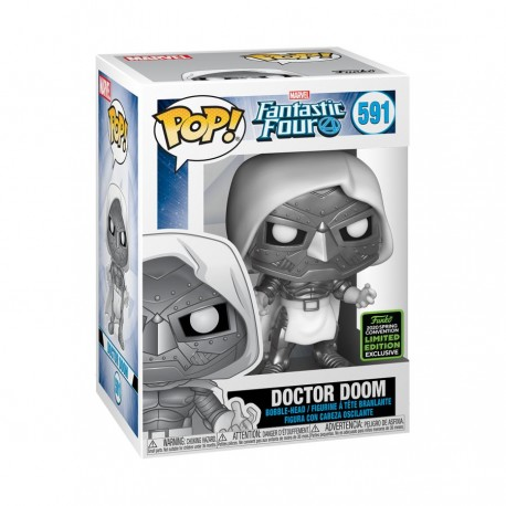 Fantastic Four - Doctor Doom God Emperor ECCC 2020 Exclusive Pop! Vinyl