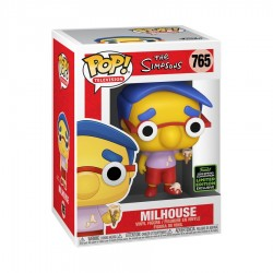 The Simpsons - Milhouse ECCC 2020 Exclusive Pop! Vinyl