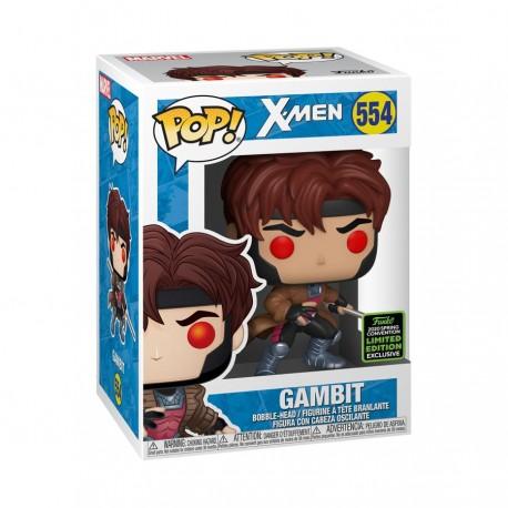 X-Men - Gambit Classic ECCC 2020 Exclusive Pop! Vinyl