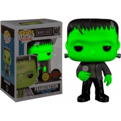 Universal Monsters - Frankenstein with Flower Glow US Exclusive Pop! Vinyl