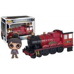 Harry Potter - Hogwarts Express Engine with Harry Pop! Ride