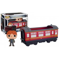 Harry Potter - Hogwarts Express Traincar with Ron Pop! Ride
