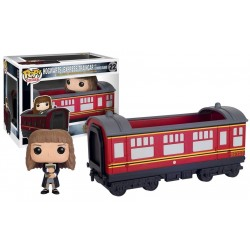 Harry Potter - Hogwarts Express Traincar with Hermione Pop! Ride