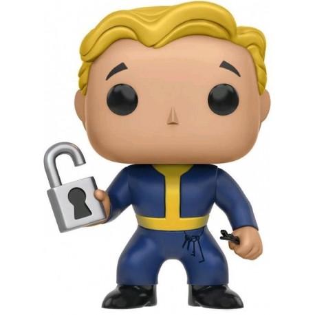 Fallout - Vault Boy Locksmith US Exclusive Pop! Vinyl Figure