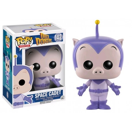 Duck Dodgers - Space Cadet (Chance of CHASE) Pop!