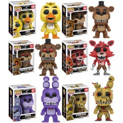 Five Nights at Freddy's Funko Pop! Bundle (Pack of 6)