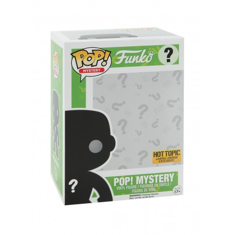 Funko Pop! Mystery Blind Box (Hot Topic Exclusive)