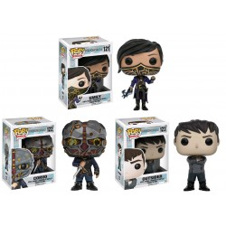 Dishonored 2 Funko Pop! Bundle (Pack of 3)