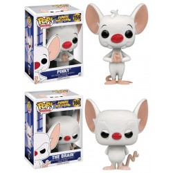 Pinky & The Brain Funko Pop! Bundle (Pack of 2)