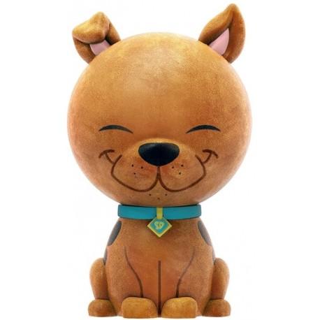 Scooby Doo - Scooby Doo Flocked US Exclusive Dorbz