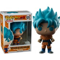 Dragon Ball Z - Super Saiyan Blue Goku God US Exclusive Pop! Vinyl Figure