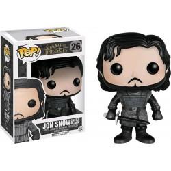 Game of Thrones - Jon Snow Castle Black US Exclusive Pop! Vinyl Figure
